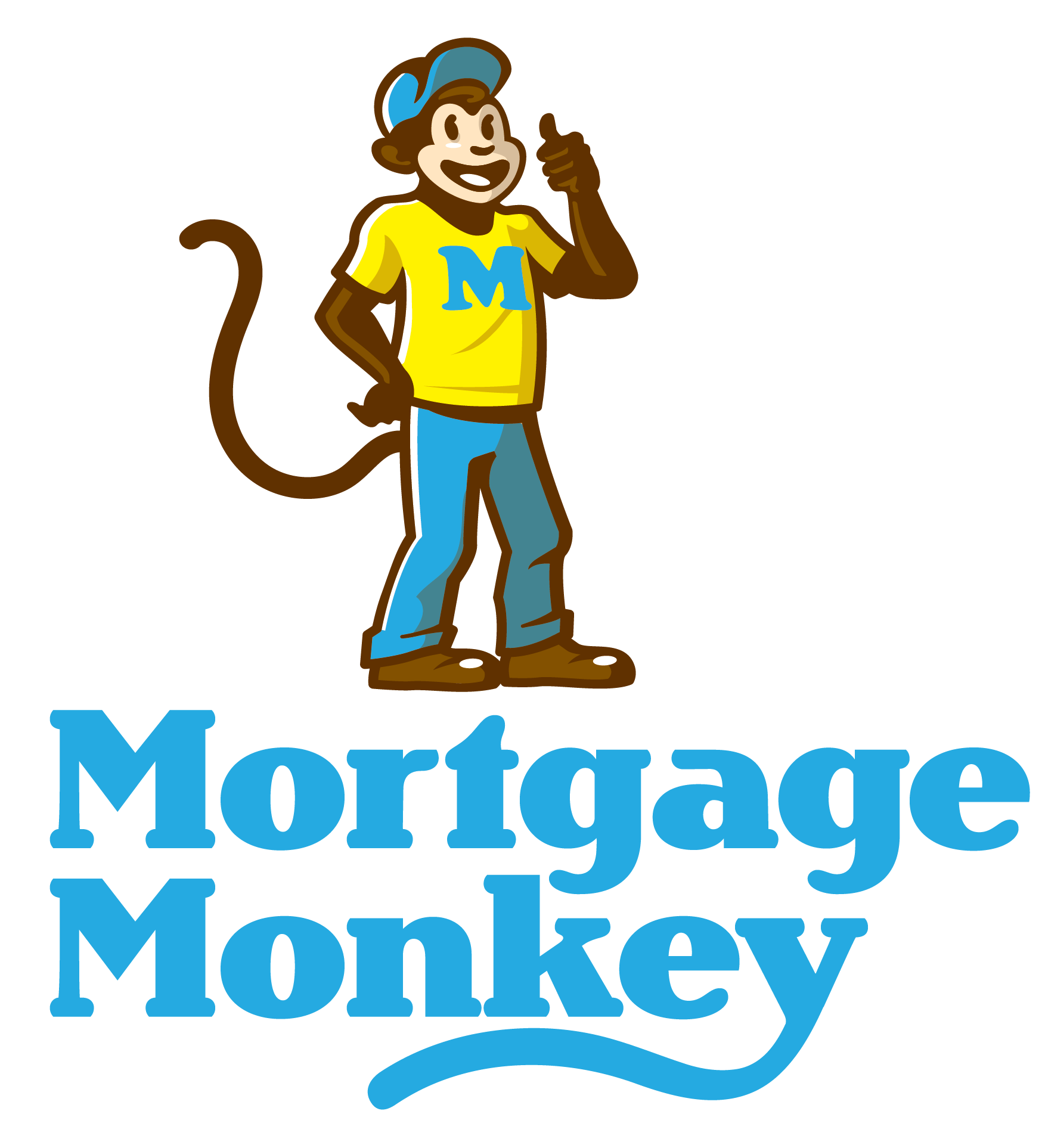 Mortgage Monkley Logo